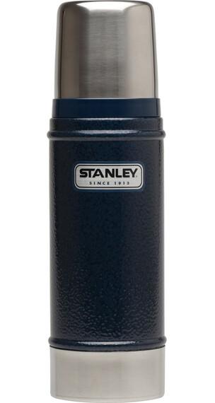 Stanley Classic Vacuum Bottle 0.5L Hammertone Navy